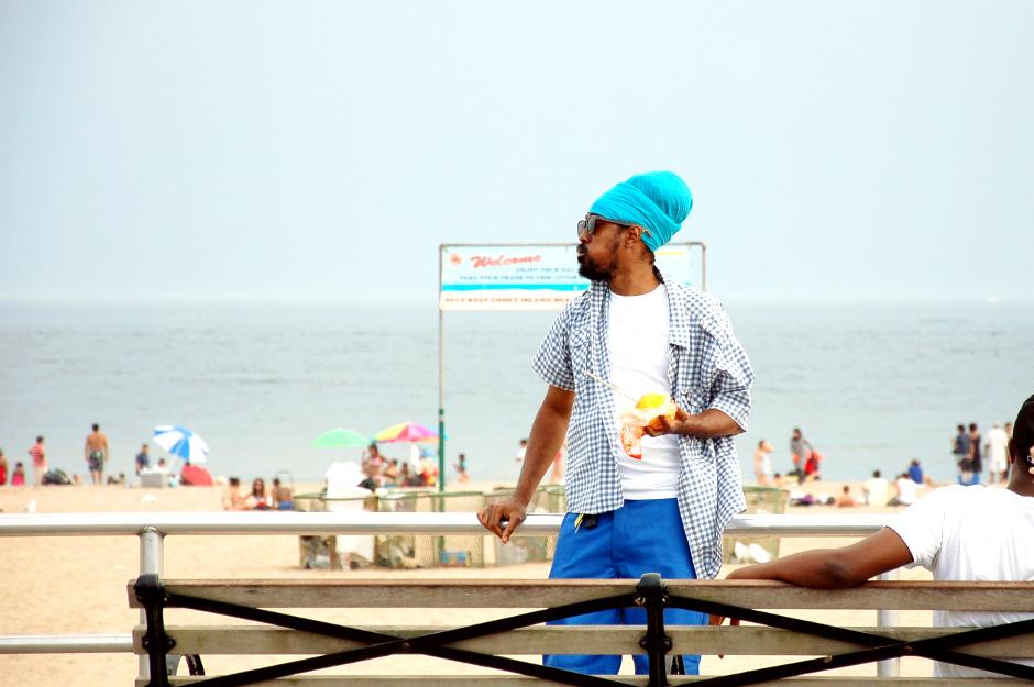 .. // New York, Coney Island//..