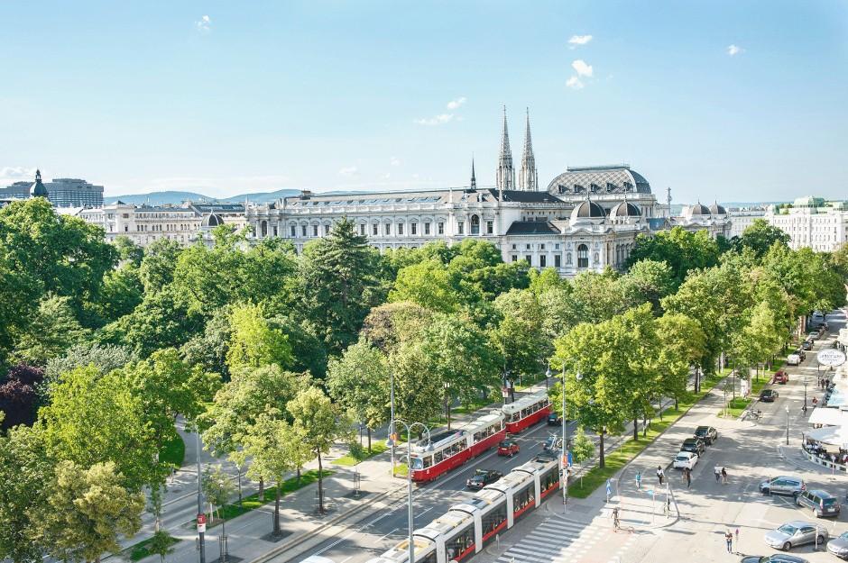 / Vienne, Autriche /